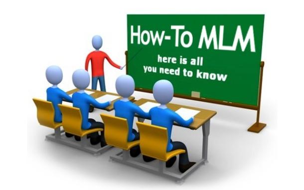 Бизнес в MLM компании
