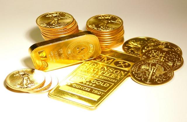 Золотые вложения